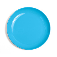 Melamine Side Plate - Blue