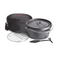 9 Quart Camp Oven Pack
